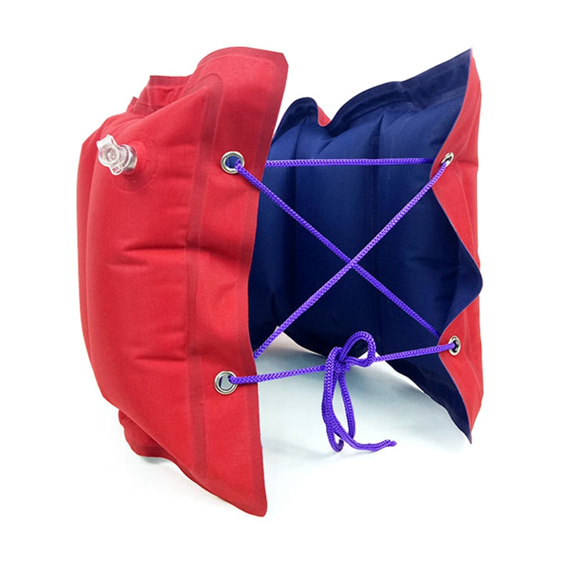 Children Adjustable Inflatable Swimming Waist Belt Training Swim Ring Float Plate Buoyancy Band Kids Inflated Buoyancy Swimwear