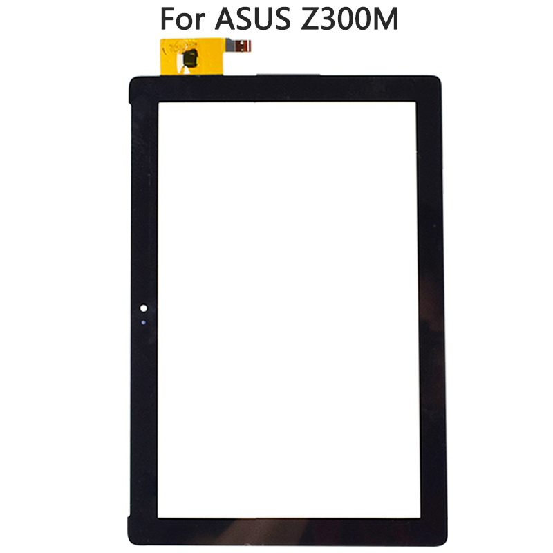 New Touch Sensor Glass Lens Panel For Asus ZenPad 10 ZenPad Z300 <font><b>Z300M</b></font> Touch Screen Digitizer Panel image