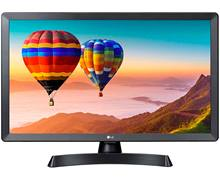 LG 24TN510S-PZ TELEVISOR MONITOR 24'' LED HD SMART TV HDMI USB LAN WIFI BT COMPUESTO COMPONENTES AURICULARES