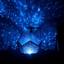 1 sztuk Home Sky projektor LED magiczna lampka nocna Starlight Galaxy Star lampka nocna sypialnia dekoracja dla dzieci prezent