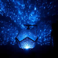 Sky Projector LED Magic Night Lamp Starlight Galaxy Star Night Light Bedroom Decoration For Kids Gift