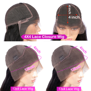 Pink Bob Lace Front Wigs Human Hair 13X4 Pre Plucked 613 Blonde Blue Red Grey Green Ombre Short Bob Wigs For Black Women Remy 6