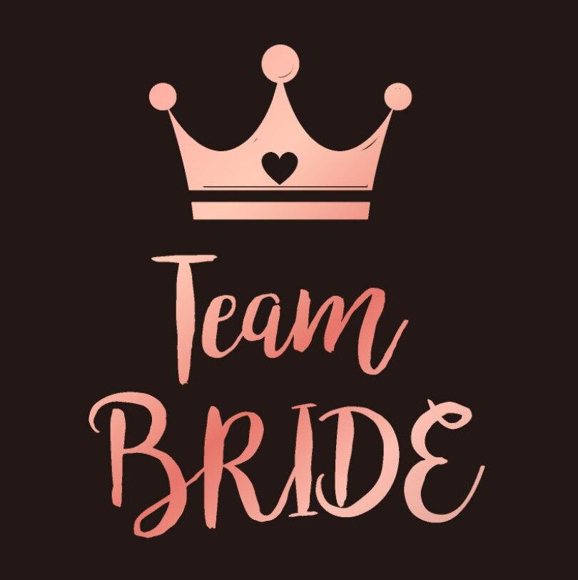 งานแต่งงานตกแต่งทีมเจ้าสาวรอยสักโปรดปราน Boda สติกเกอร์ DIY ตกแต่งห้องอาบน้ำเจ้าสาว Bachelorette Hen PARTY