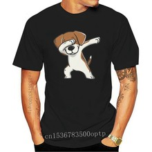 New Dabbing Beagle Funny Kids Youth T-shirt Size Xs - Xl T-shirt Good Quality T Shirt Tops