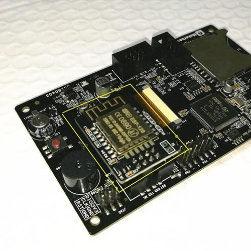 3d printer DIY full kits MKS GEN L + MKS TFT 3.2 touch screen + MKS PWC V2.0 auto power off sensor + MKS TFT WIFI smart control - 6