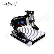 Automatic CNC Engraving Machine Small Automatic DIY Four-Dimensional Stereo Woodworking Jade Metal Engraving Machine цена