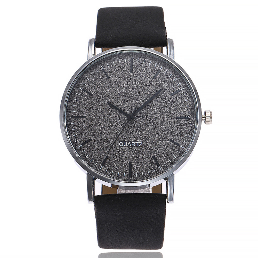 2020 Minimalist Men's Fashion Ultra Thin Watches Simple Men Business Leather Band Quartz Watch Men Clock Relogio Masculino Reloj