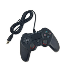 Wired Game Controller Gaming Joypad Joystick USB Gamepad For PS4 Joystick Gamepad vibration Function цена 2017