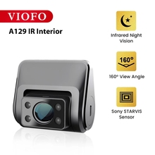 Оригинальная ИК внутренняя Автомобильная камера A129 с 4 инфракрасными лампами под датчик изображения Sony STARVIS