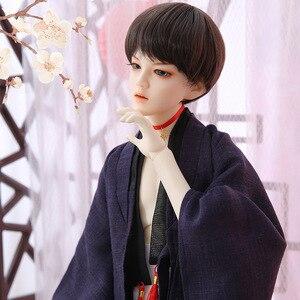 Image 4 - DistantMemory Sunho Puppe BJD 1/3 Clam Leidenschaft Romantische Männlichen Harz Figur Spielzeug Für Mädchen Fabulous Geschenk