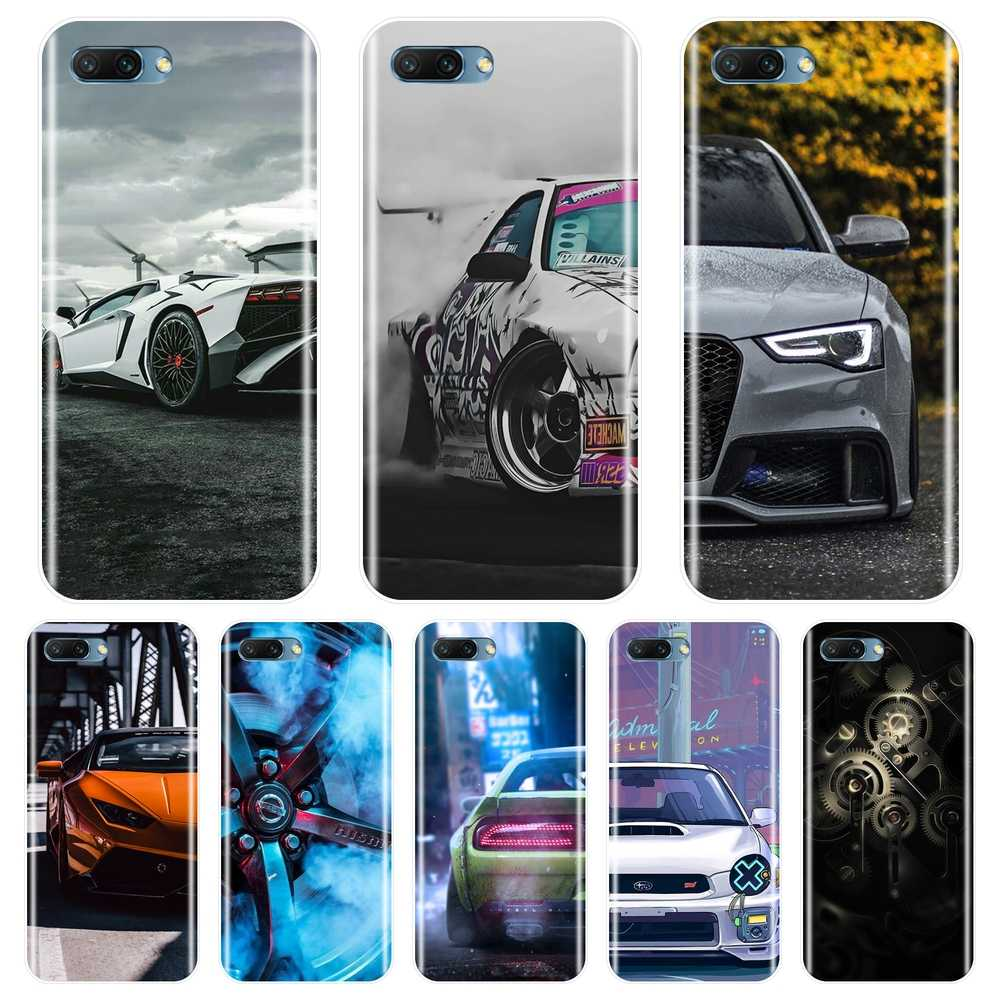 Tpu Back Cover Voor Huawei Honor 7 8 9 10 Lite Siliconen Zachte Auto Mannen Telefoon Case Voor Huawei Honor 7 7S 7X 7A 7C Pro 8X Max 10 9 8