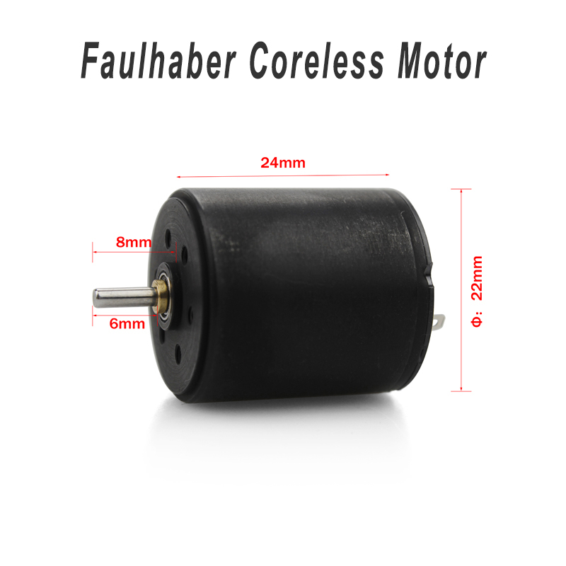 Replacement Original Coreless Faulhaber Motor Rotary Tattoo Machine Motor Replace Tattoo Motor For Tattoo Rotary Gun