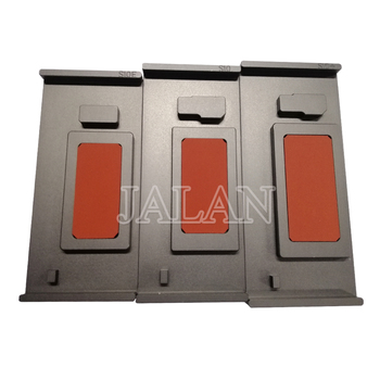 oca master lcd laminating mold For samsung S10 plus S10 S10E lcd in frame positioning touch screen glass laminating