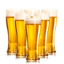 520ml Big Beer Stein Glass Cup Water Bottle цена и фото