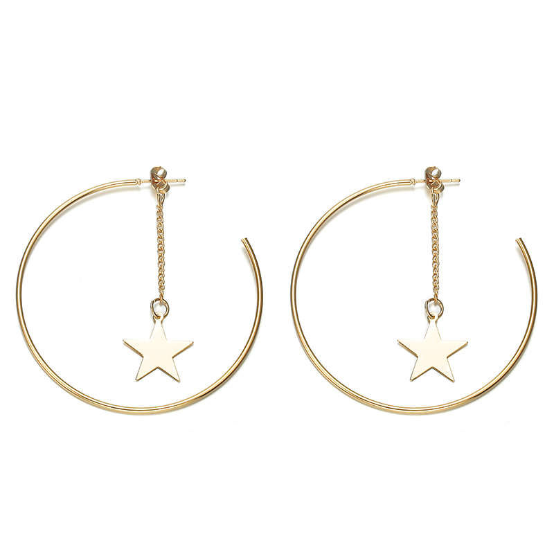 Mode rose pierre cristal fleur goutte boucles d'oreilles pour femmes or strass boucles d'oreilles bijoux modernes cadeau 17