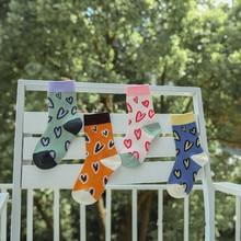 Socks Boy Kids Girl Baby Winter Cotton Cartoon Fashion Children Cute Warm Autumn Soft