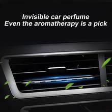 Ambientador Mini inofensivo para aromaterapia, Clip de ahorro de espacio, difusor de Aromas, accesorios de Interior de coche, Uds.