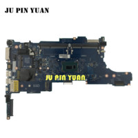 Ju pino yuan 730803-501 730803-001 730803-601 mainboard para hp elitebook 840 g1 computador portátil placa-mãe i5-4210U 6050a2560201-mb-a03
