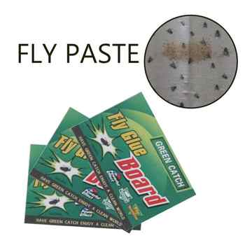 Disposable Strong Flies Traps Bugs Sticky Board Catching Aphid Insects Killer Pest Control Whitefly Thrip Leafminer Glue Sticker