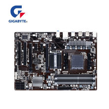 Placa base para ordenador GIGABYTE GA-970A-DS3P rev.1.X 2.X, usb 3,0, SATA3, 970A-DS3P, AM3 + DDR3, AMD 970