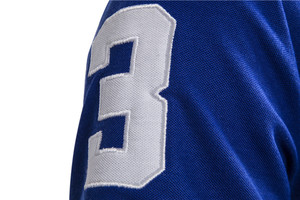 Image 5 - دروبشيبينغ 13 ألوان ماركة جودة القطن Polos الرجال التطريز بولو الزرافة قميص الرجال خليط غير رسمي الذكور ملابس علوية الرجال