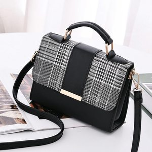 Women Fashion PU Leather Shoulder Small