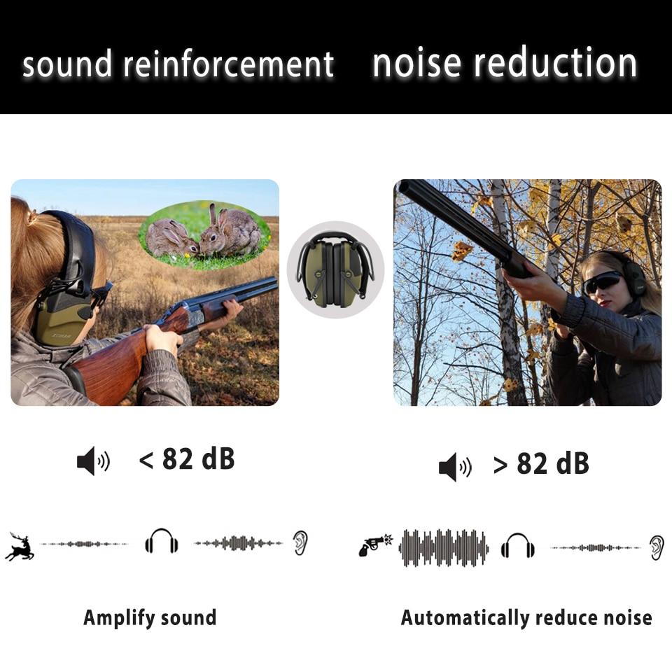 H1c7d392a1e364f30be22273da566606fz - หูฟังลดเสียง ป้องกันหู ที่ปิดหู ลดเสียงดังที่ได้ยิน ลดการได้ยินเสียง NRR22dB Professional