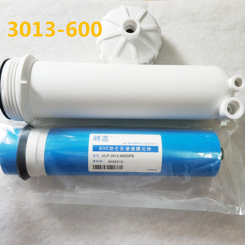 600 Gpd Water Filter Cartridge 3013-600 RO Membrane Water Filter Housing 1/4 Filter Reverse Osmosis System