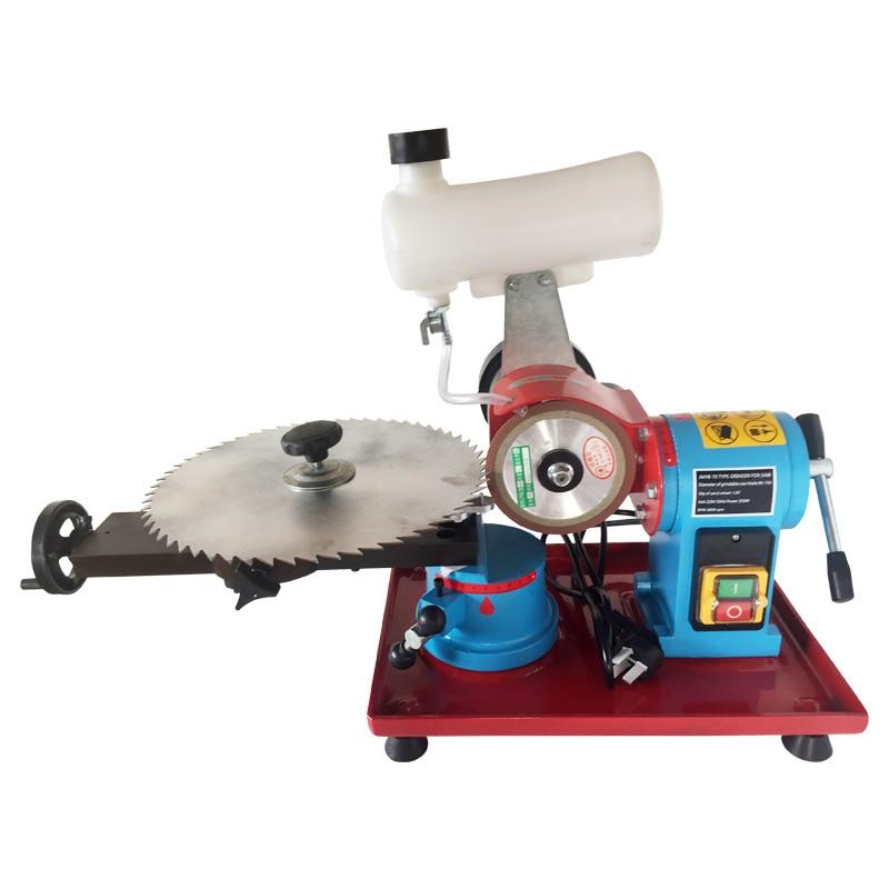 Gear Grinding Machine Woodworking Machinery Sharpening Machine Manual  Alloy Saw Blade Grinder Machine