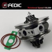 Турбо картридж GT1238 CHRA 708837 1600960499 A1600960499 турбо зарядное устройство для Smart 0,6 MC01 YX 600 cc 55HP 44Kw M160R4 2000