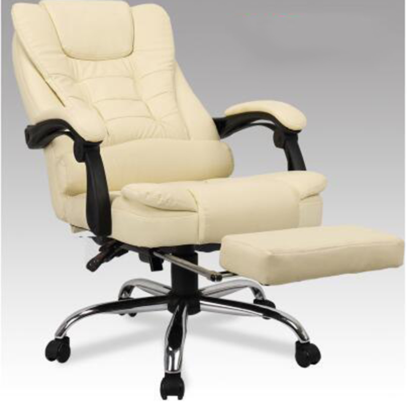 Boss Computer Chair Office  Home  Rotatable Massage Chair Lifting Adjustable  Chair  Business Comfort Chair With Footrest