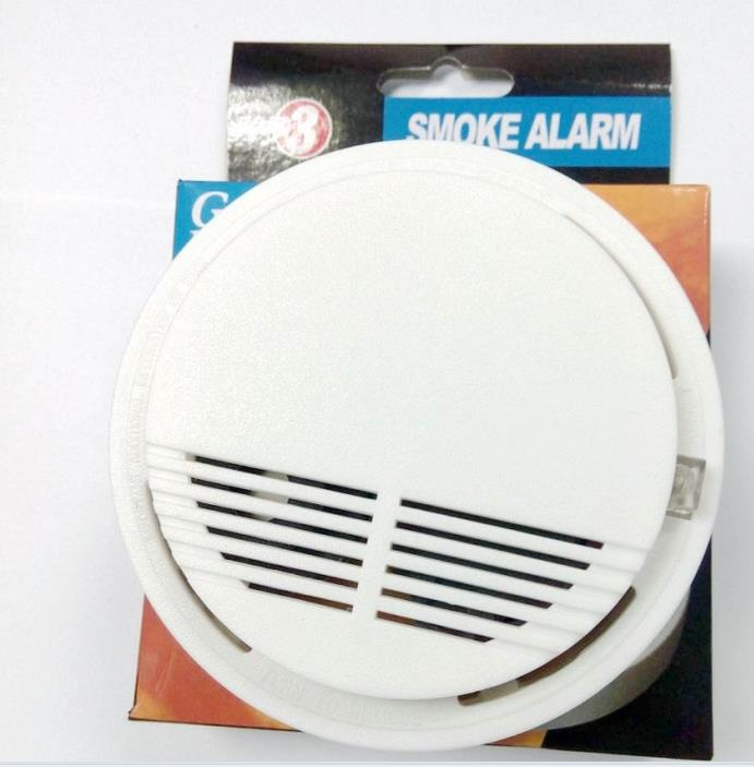 SS168 Smoke Detector Smokehouse Combination Fire Alarm Home Security System Firefighters Combination Smoke Alarm Fire Protection