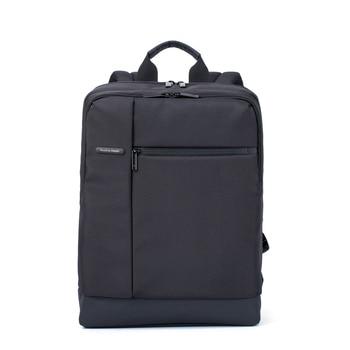 Xiaomi Mi Backpack Classic Business Backpacks 17L Capacity Students Laptop Bag Men Women рюкзак xiaomi mi classic business backpack 2 голубой jdsw02rm