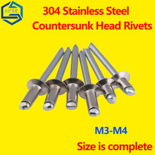 Blind Rivets Open End Blind Rivets Countersunk Head Rivets flat Head Rivets Aluminum Rivets Stainless Steel Cored Rivets GB