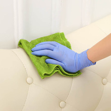 50-100pcs disposable latex rubber gloves household cleaning experiment catering gloves universal left and right hand catering business
