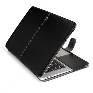Новинка из искусственной кожи чехол твёрдай Обложка для ноутбука чехол для Apple Macbook Air Pro retina, возрастом 11, 12, 13, 15 дюймов Модель: A1286 A1398 A1466 A1278