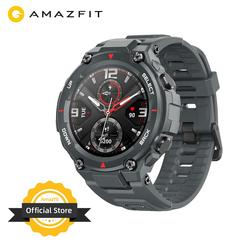 Mới 2020 CES Amazfit T-Rex T Rex Đồng Hồ Thông Minh Smartwatch 5ATM 14 Thể Thao Chế Độ Đồng Hồ Thông Minh Định Vị GPS/GLONASS MIL-STD dành Cho Xiaomi IOS Android