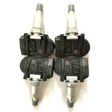 4 peças para hyundai verna para kia sorento 2017 2018 sorento prime 2019 2020 sensor de pressão dos pneus da roda tpms 529332j100 52933 2j100