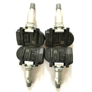 Image 1 - 4pcs For Hyundai Verna For Kia Sorento 2017 2018 Sorento Prime 2019 2020 TPMS Wheel Tire Pressure Sensor 529332J100 52933 2J100