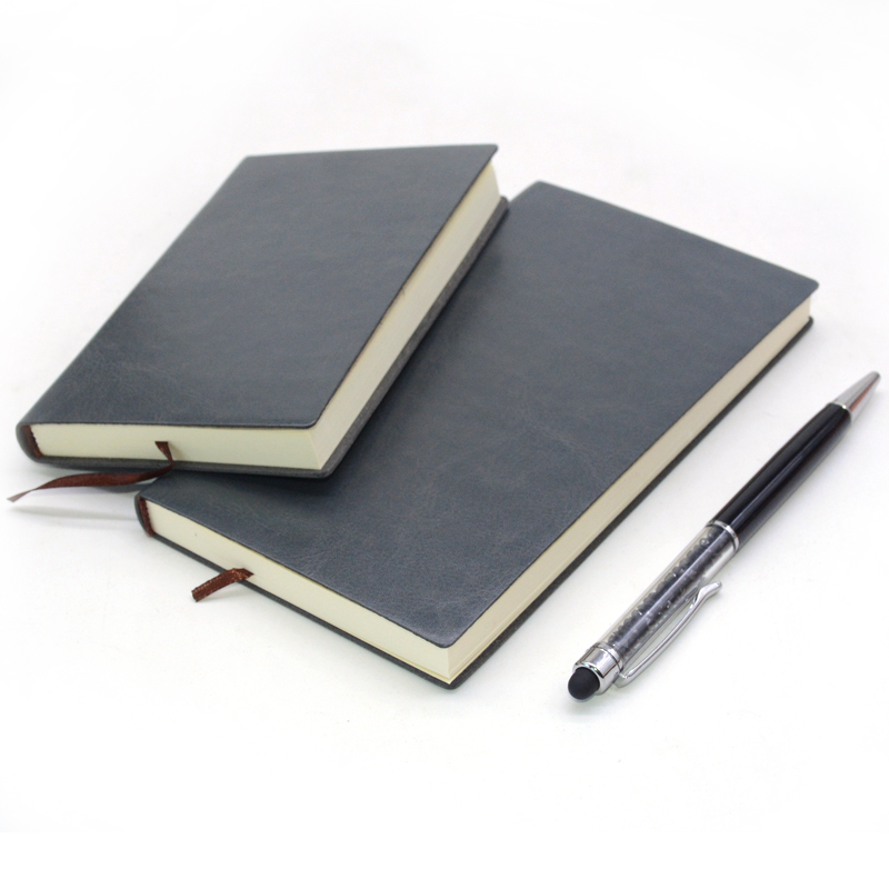 Notebook Planner Agenda 2019 2020 Diary Cuadernos Y Libretas Leather Book Small Pocket Notitieboek Notepad Line Stationery