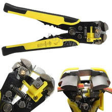 Automatic Wire Striper Cutter Professional Stripper Crimper Pliers Terminal Tool