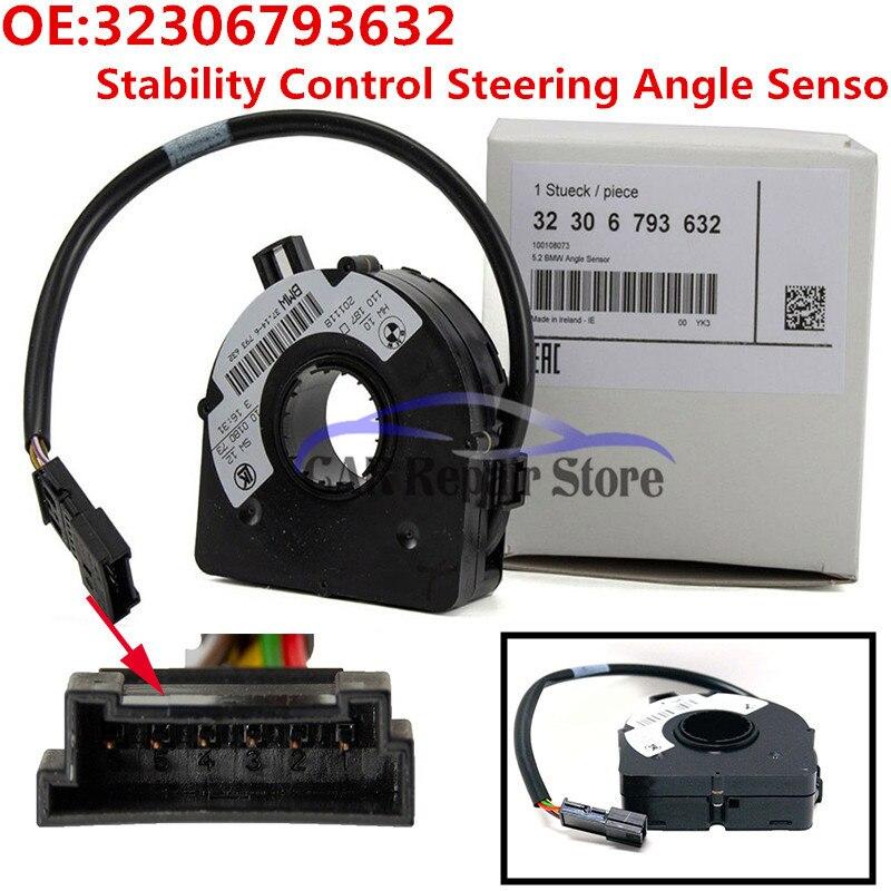 OEM 32306793632 יציבות בקרת היגוי זווית חיישן עבור BMW E46 E39 E38 E53 E36 עבור מיני קופר 37146781438