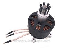 12090 80KV Brushless Motor with 40kg Thrust for Electric Paramotor(China)