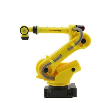 Fanuc-Robot Industrial de 6 ejes 2000ic, modelo de brazo mecánico, ayudas para...