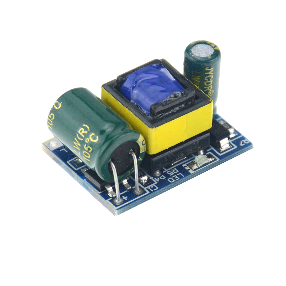 Mini AC-DC/220V To 12V Converter Board Module Power Supply 12V 300mA (3.5W) Lsolating Switch Power Module Overall Height 13.5mm