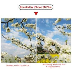 Image 5 - Orsda evrensel 4K HD 2.5X telefoto Lens kiti 65mm hiçbir bozulma telefon kamera Lentes iPhone Android akıllı telefonlar için