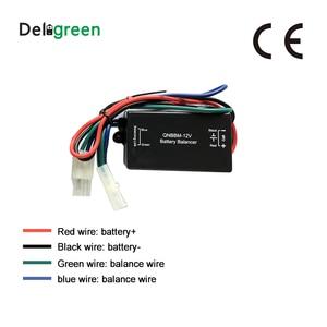 Image 4 - Battery Active voltage Equalizer 1S 2V 6V 12V Balancer Lead acid battery for Energy storage system ESS  Solar Battery with LED