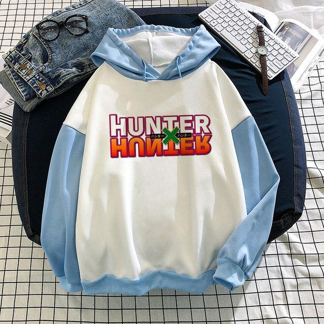 HUNTER X HUNTER THEMED HOODIE (25 VARIAN)