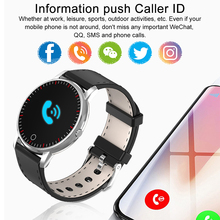 Waterproof Leather Band Smart Women's Sport Watches