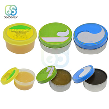 цена на 100g 110g ZJ-18 Rosin Flux Soldering Paste Welding Flux Soldering Tin Cream Welding Grease Paste Flux Phone BGA Repair Tools
